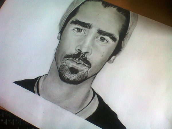 Colin Farrell by labellavitaaa